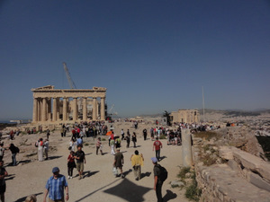 Akropolis, Athens, Greece