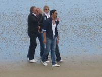 Photo shoot in Saint Malo